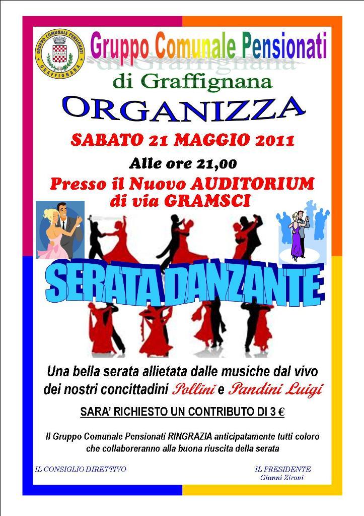 21-05-2011 Serata Danzante