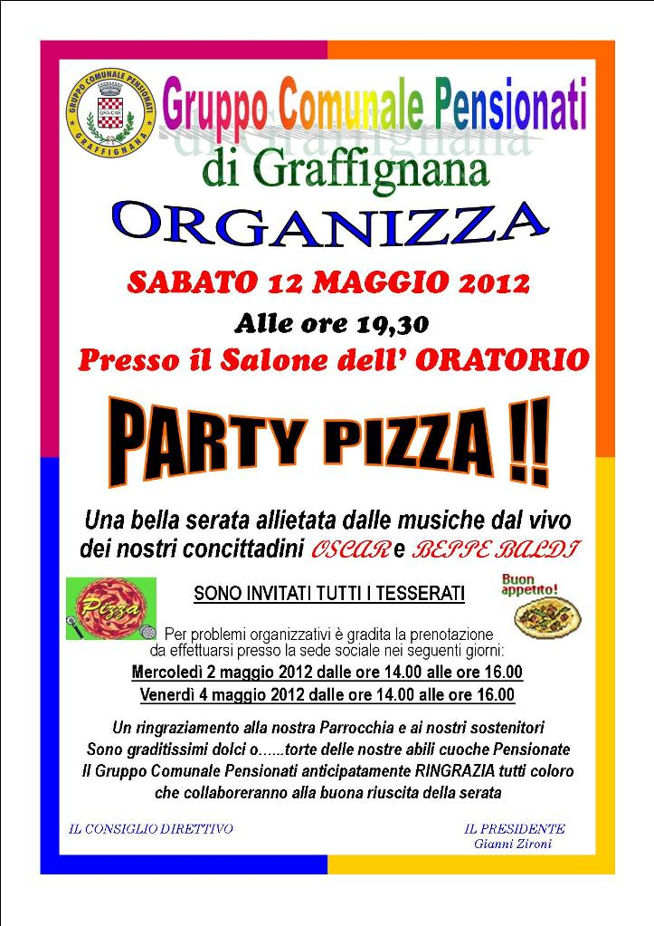 12-05-2012 Party-Pizza
