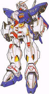 Gundam F90III Y Cluster