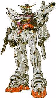 RX-F91 Silhouette Gundam