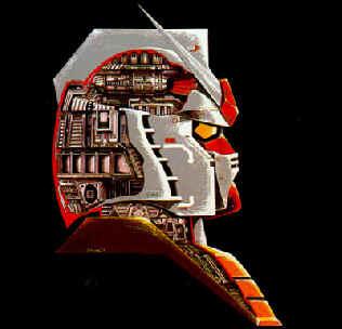 RX-78/2 Gundam's head