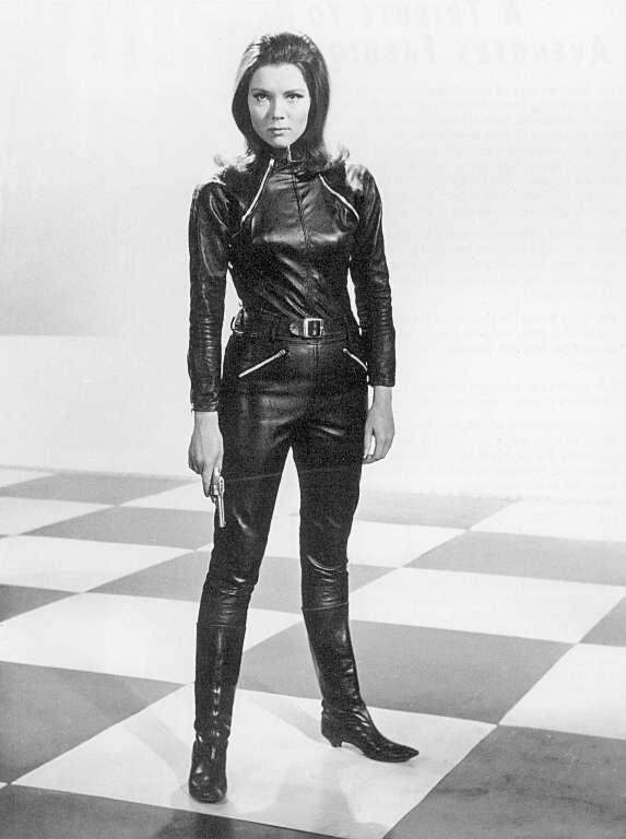 Moda Femenina De los Años 60/70 Botas
