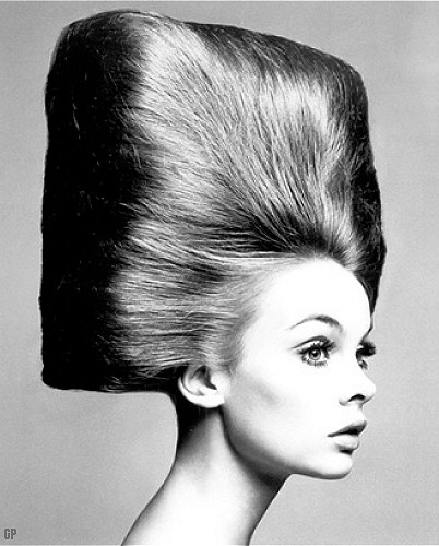 60 S Hairstyles Holly Bolly Hair Fashion