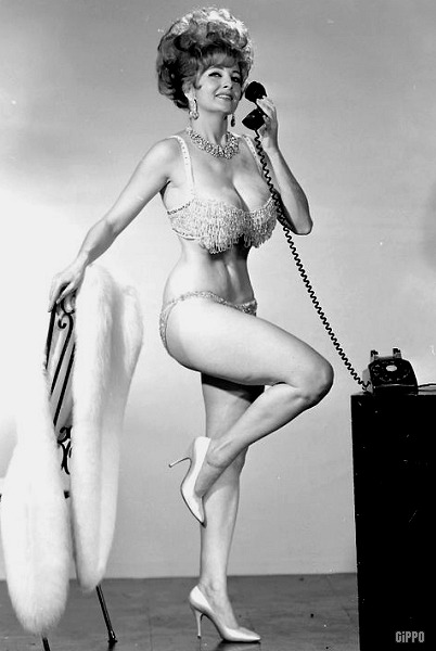 Vintage burlesque strippers nude