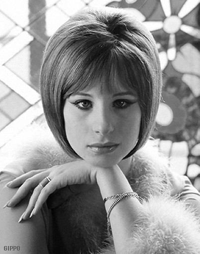 Hairstyle Years 60 S 70 S Girls Women Vintage Fashion 1960s 1970s