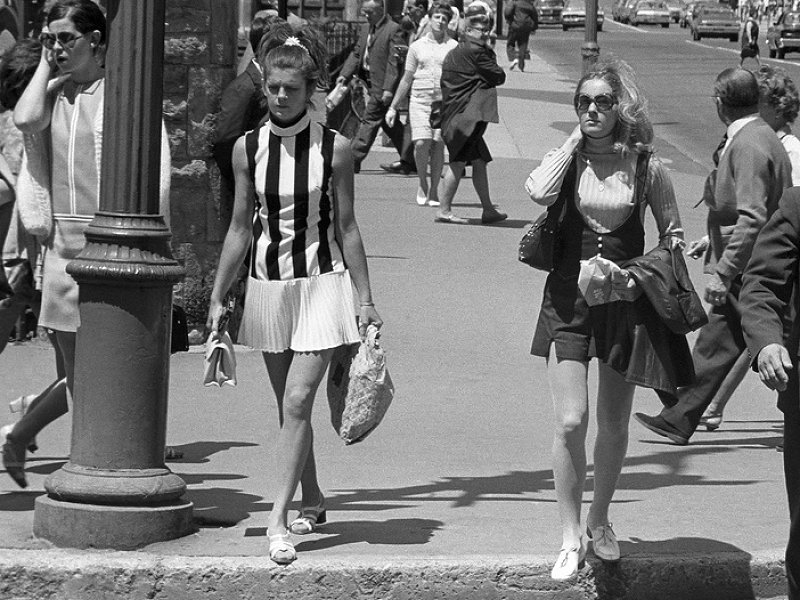 Miniskirts 60's 70's • Galleria immagini minigonne pictures girls ...