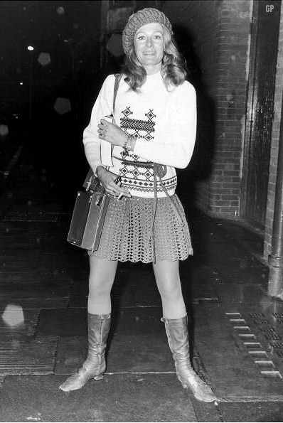 miniskirts years 60s 70s � minidress pictures gallery