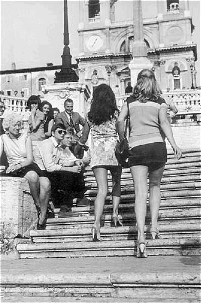 mini 1967 roma turiste
