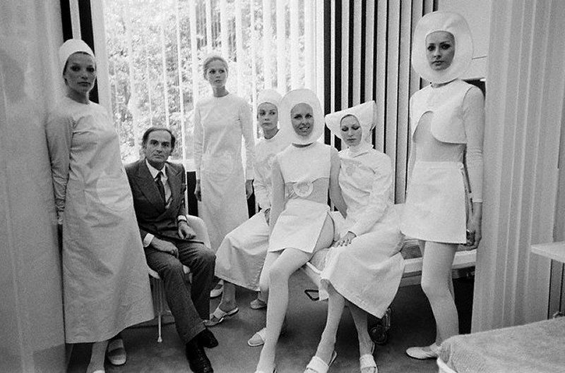 mini 1970 nurse