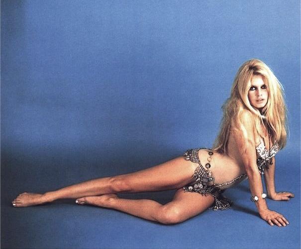 brigitte bardot   bikini costume years 70s