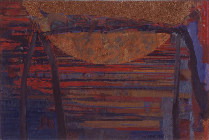 Diesseits jenseits, 1991   Aldiqua aldilà, 1991