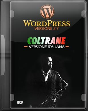 WordPress 2.7 Coltrane - versione italiana (immagine by Uncino)