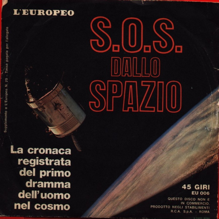 SOS dallo spazio - Apollo 13 anno 1970