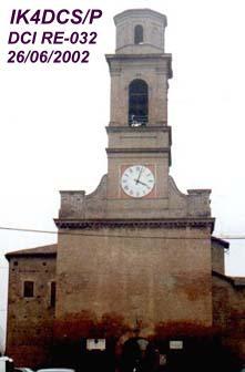 CASTELLO DI NOVELLARA, DCI RE032, IK4DCS/P
