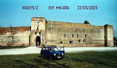 castello di castel d'Ario, DCI MN004, ik4dcs/2