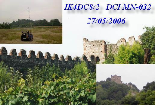 castello di Monzambano, ik4dcs/2