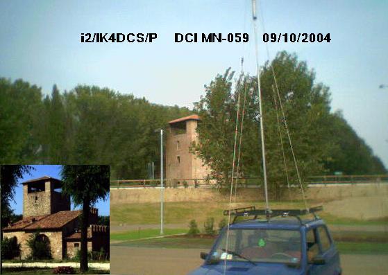 i2/ik4dcs/p, MN-057, la rocca di Gonzaga