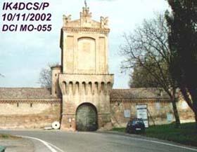 castello di panzano, ik4dcs, DCI mo055,