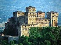 CASTELLO DI TORRECHIARA A LANGHIRANO, DCI PR-014, IK4DCS/P