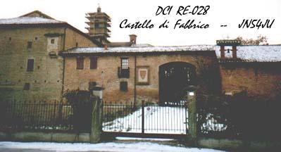 castello di Fabbrico, ik4dcs, DCI RE028