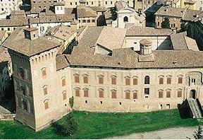 castello di Scandiano, dci re046, ik4dcs/p