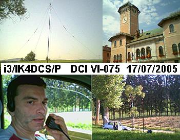 castello di nogarole rocca, i3/ik4dcs/p, dci vr014