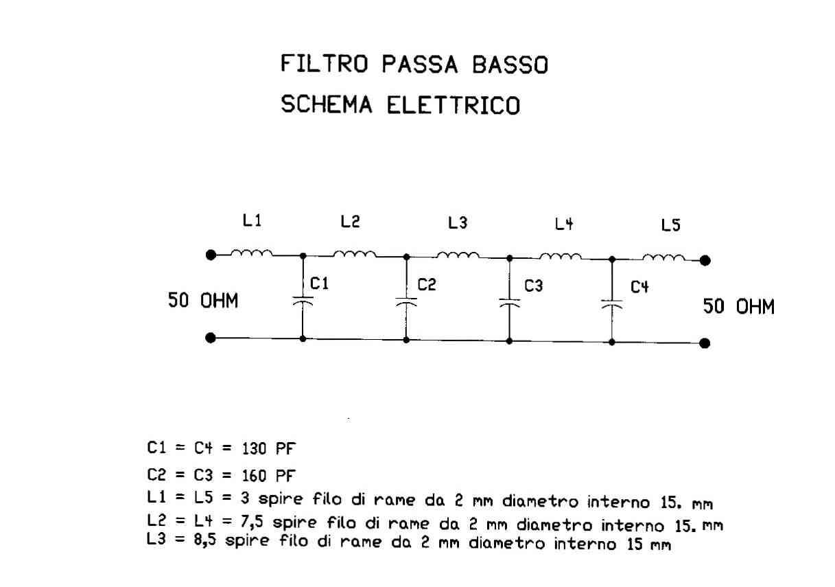 Schema Elettrico Amplificatore Per Basso : Nuova pagina