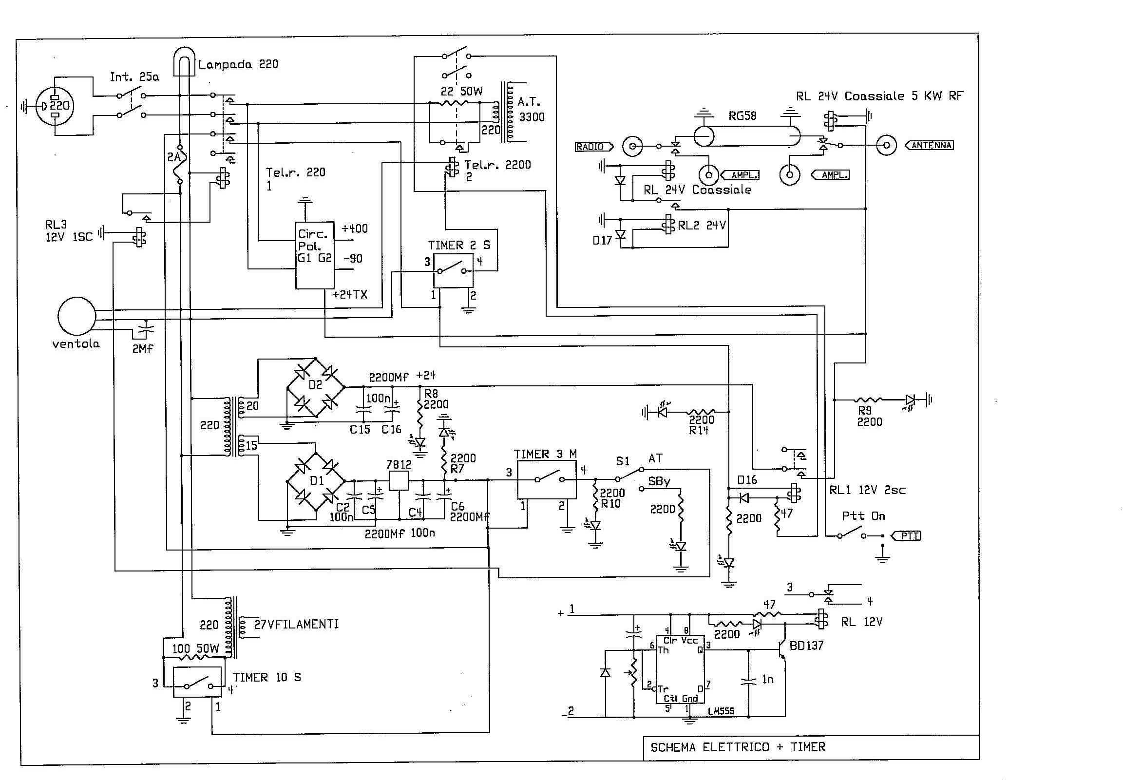 Schema Elettrico Zbx74 78 : Nuova pagina