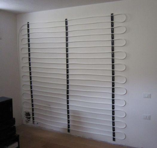 Consiglio per riscaldamento a parete - Termosifone elettrico a parete ...