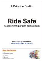 RideSafe: consigli per la guida sicura. 45 pagine in PDF