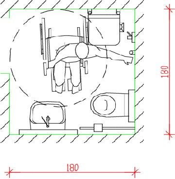 Dimensione Minima Porta Bagno Pubblico Vasca Con Sportello