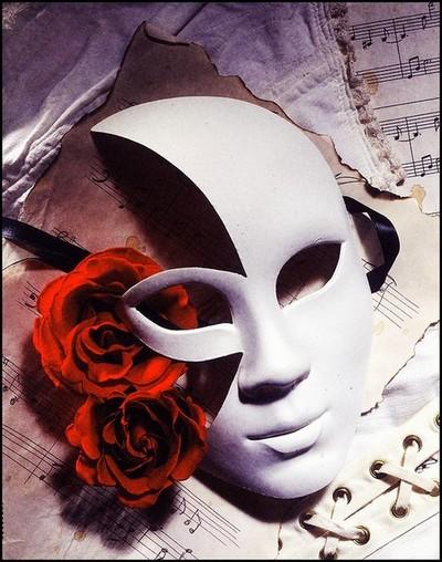 Maschera su occhi per un sogno Penza