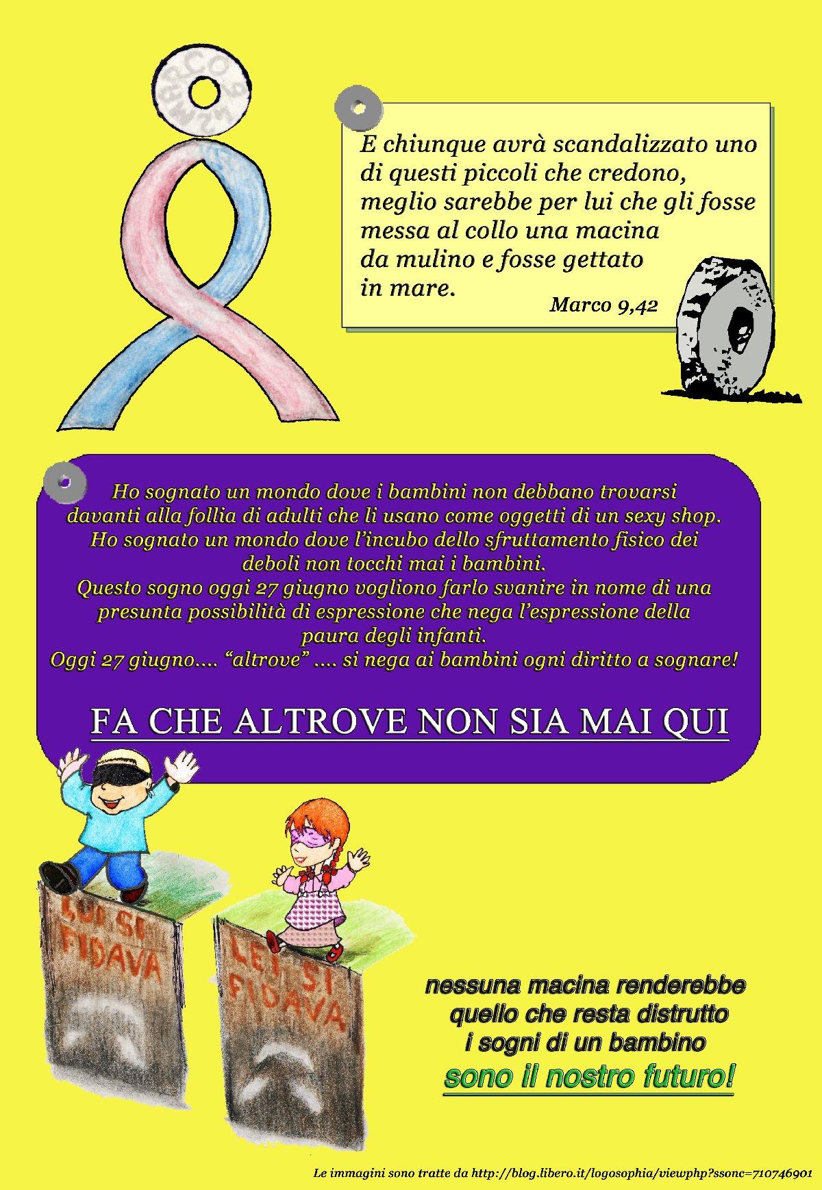 poster NO PEDO