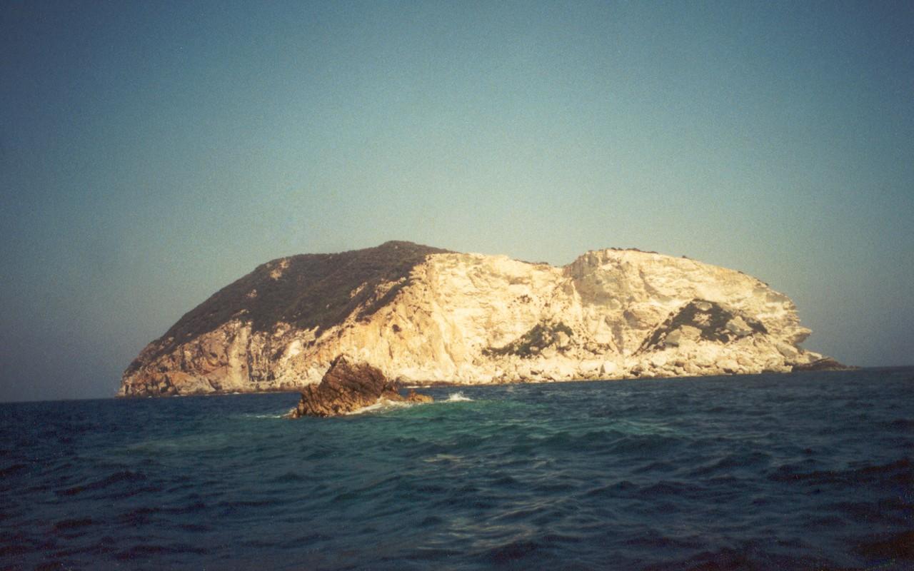 L'isola di Gavi