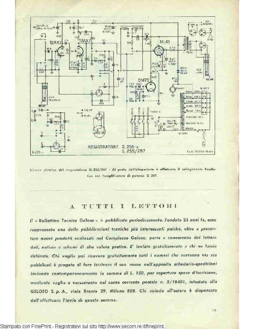Bollettino Tecnico Geloso 68 (estate 1957)