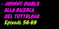 Johnny Diablo; Alla Ricerca del Tuttologo