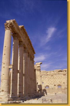 Palmyra altre immagini for Disegni del portico laterale