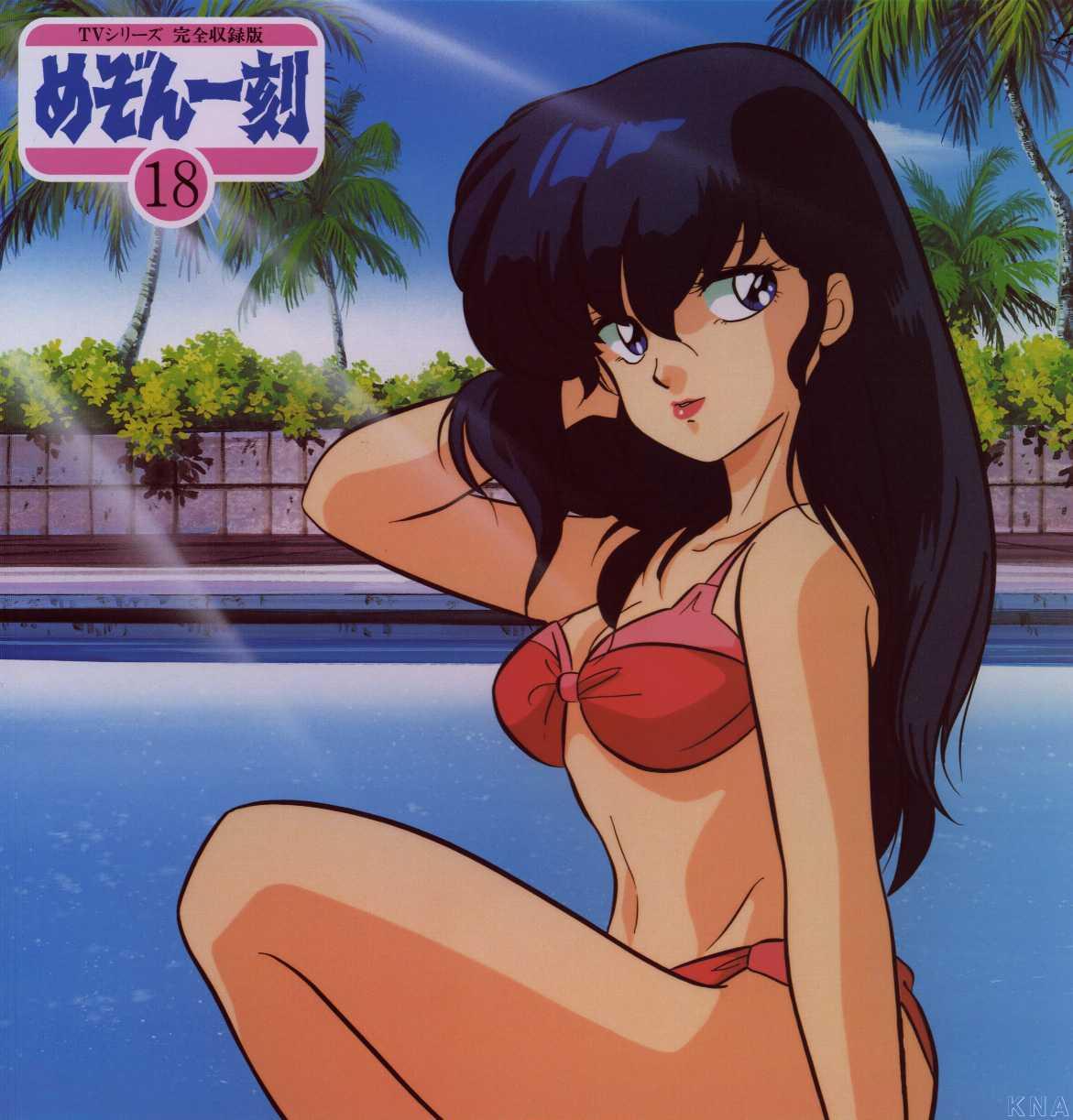 Maison ikkoku cara dolce kyoko ld covers for Anime maison ikkoku