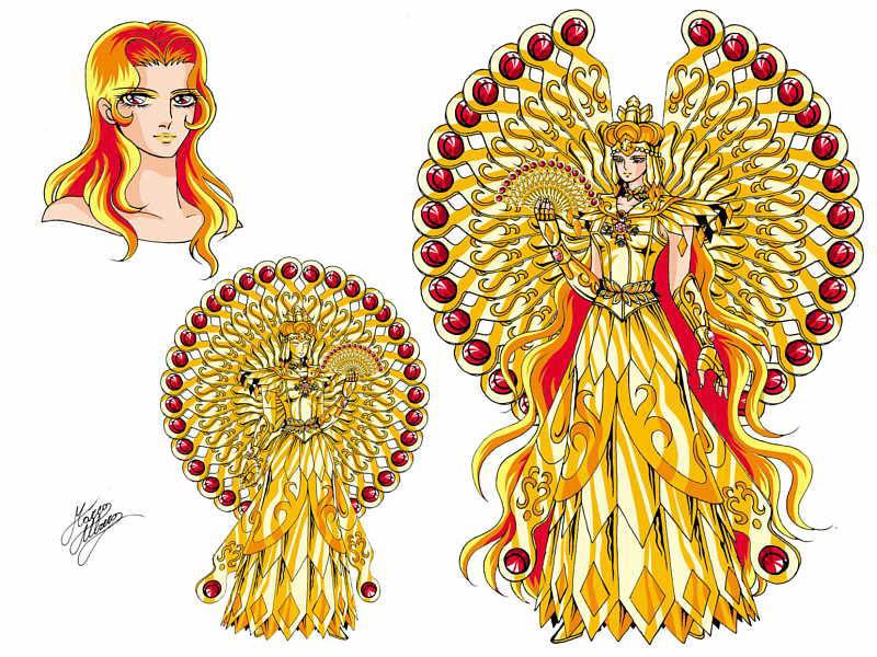Matrimonio Tema Divinità Greche : La fan art di marco albiero