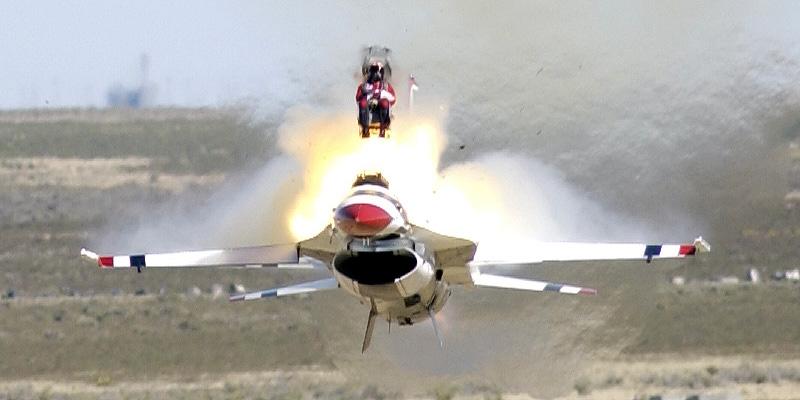 F 35 Lightning Ii Thunderbirds Image