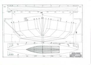 An easy to build skin on frame canoe italian language for Software di costruzione gratuito