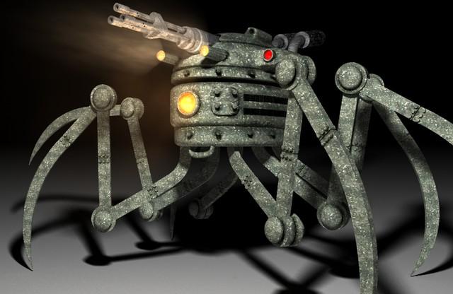 Ragno elettronico