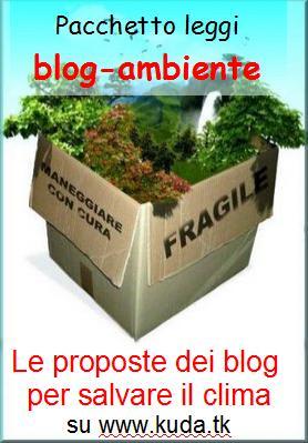 Diamo una spinta alla Rivoluzione Verde Italiana .