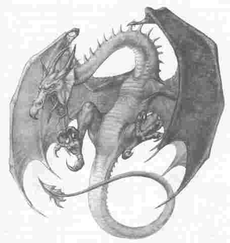 Imagenes de dragones y fenix