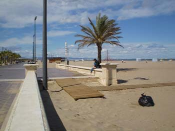 Labitour tour020 for Spiaggia malvarrosa valencia