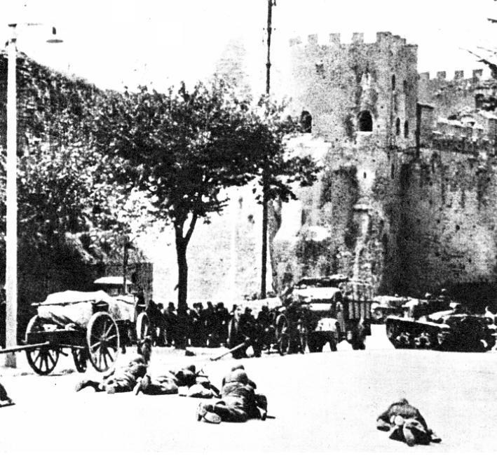Risultati immagini per 9/9/1943, nasce a Roma il Comitato di Liberazione Nazionale (CLN)