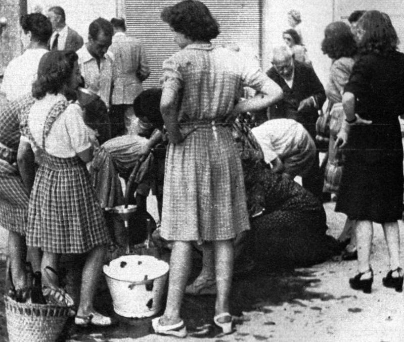 la borsa nera seconda guerra mondiale