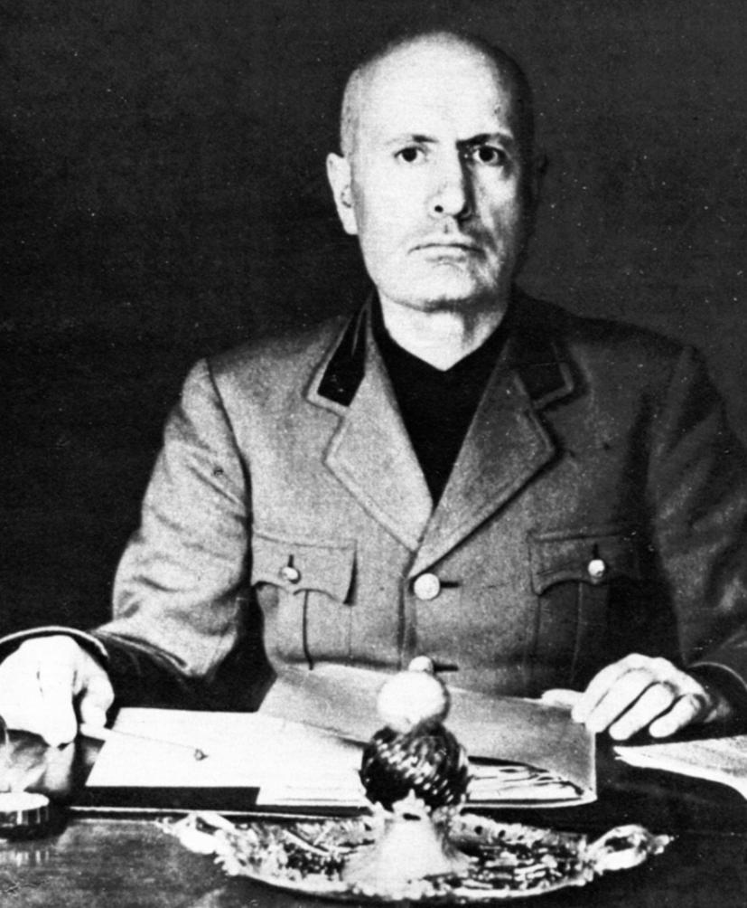 hitler and mussolini 2 essay A comparison between adolf hitler and benito mussolini  benito mussolini and  adolf hitler as world war ii (wwii) approached, mussolini.