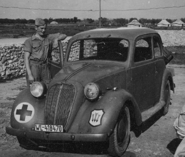 Kdf il progetto volkswagen for Citta tedesca nota per le fabbriche di auto