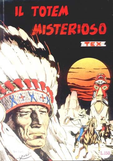 [1] IL TOTEM MISTERIOSO Serie129-1g